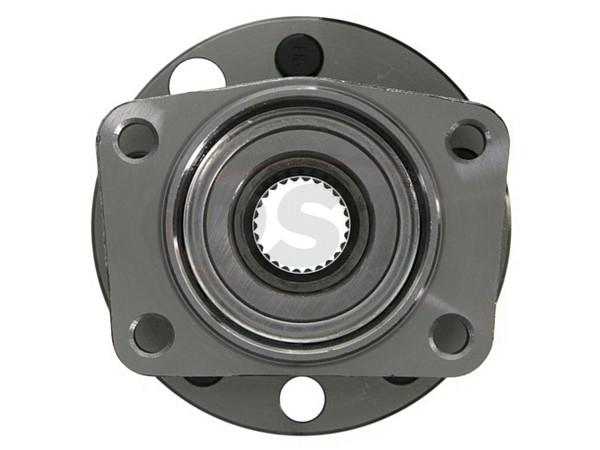 MOOG-512306 Rear Wheel Bearing and Hub Assembly