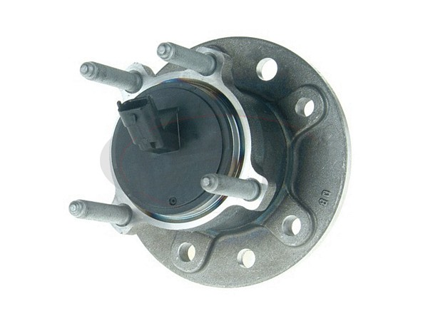 MOOG-512307 Rear Wheel Bearing and Hub Assembly