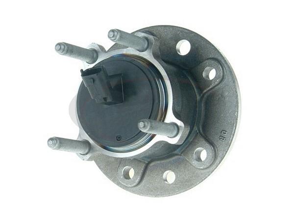 moog-512307 Rear Wheel Bearing and Hub Assembly