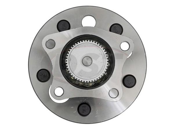 MOOG-512310 Rear Wheel Bearing and Hub Assembly