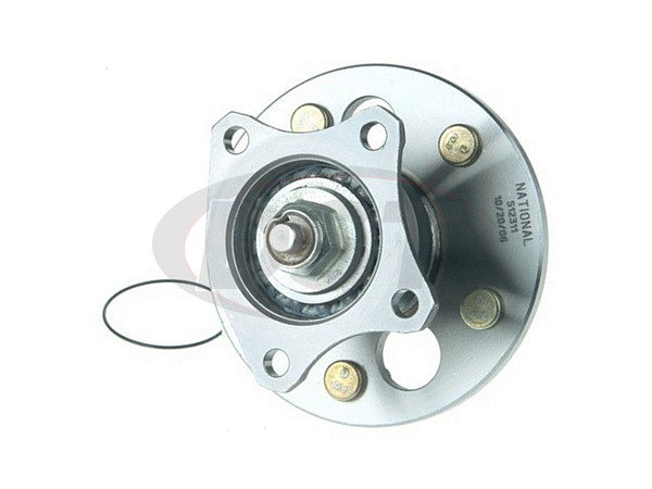 moog-512311 Rear Wheel Bearing and Hub Assembly