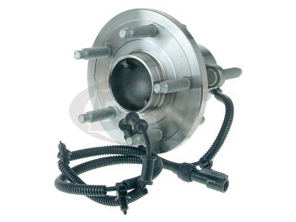 MOOG-512313 Rear Wheel Bearing and Hub Assembly - Passenger Side