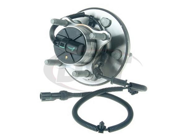 moog-512313 Rear Wheel Bearing and Hub Assembly - Passenger Side