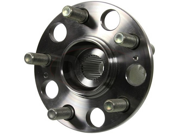 moog-512321 Rear Wheel Bearing and Hub Assembly