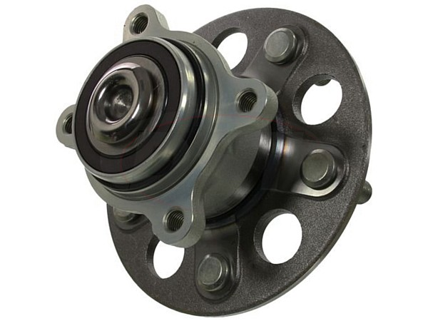 Rear Wheel Bearing and Hub Assembly - GX, Hybrid, and Hybrid-L