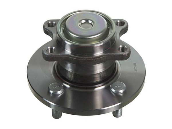 moog-512325 Rear Wheel Bearing and Hub Assembly - Non ABS