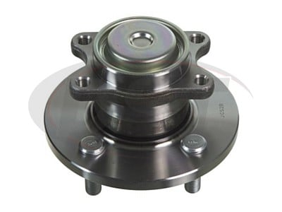 Rear Wheel Bearing and Hub Assembly - Non ABS