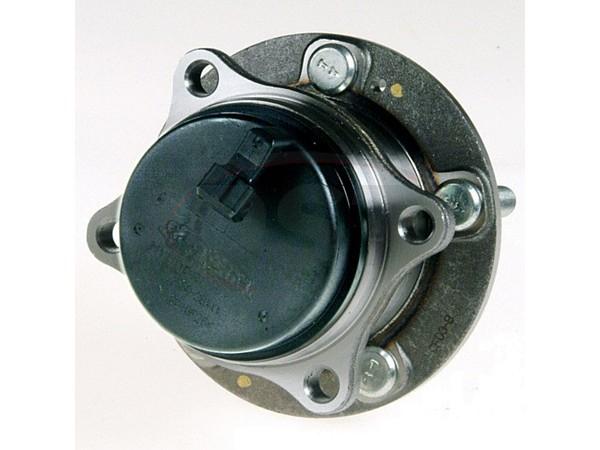 MOOG-512326 Rear Wheel Bearing and Hub Assembly - Front Wheel Drive