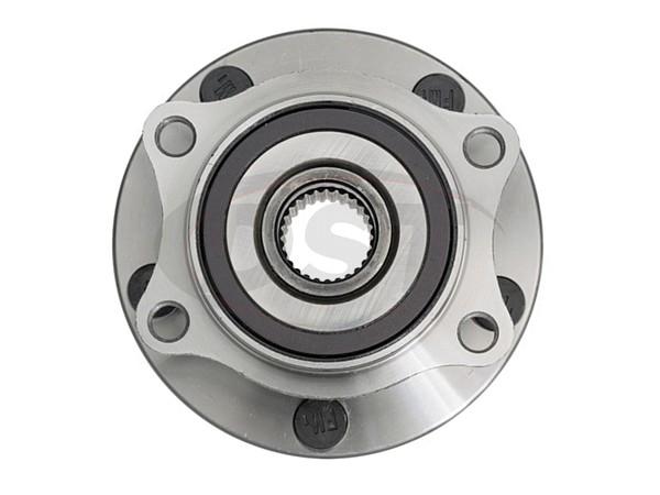 MOOG-512328 Rear Wheel Bearing and Hub Assembly
