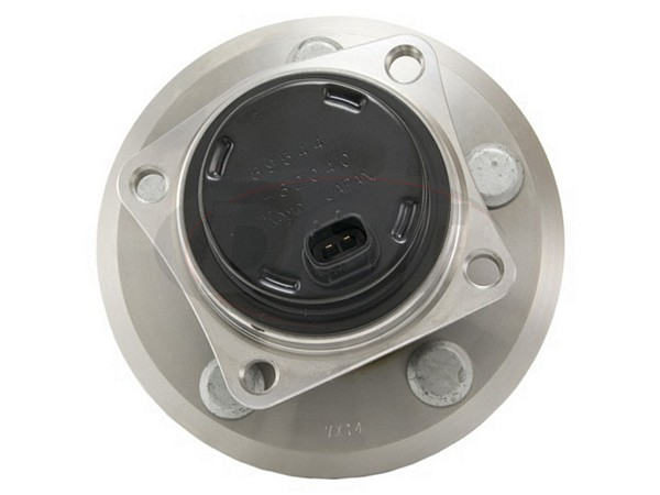 moog-512329 Rear Wheel Bearing and Hub Assembly