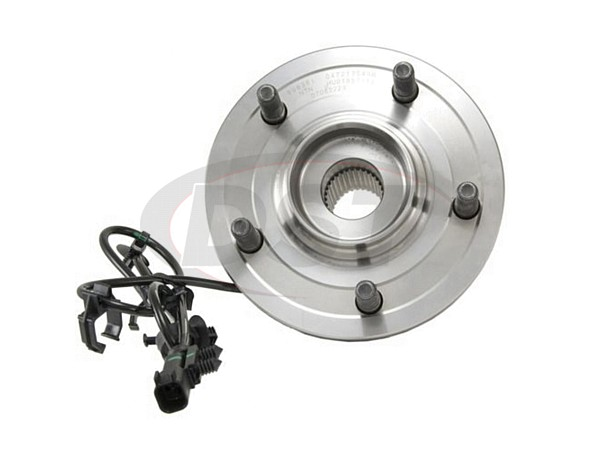 MOOG-512330 Rear Wheel Bearing and Hub Assembly - FWD models