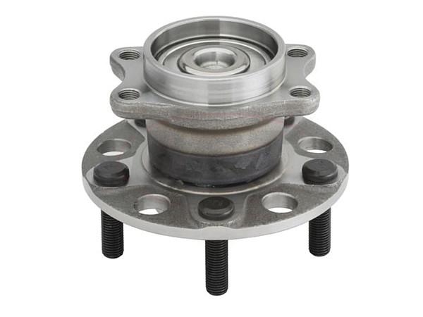 Rear Wheel Bearing and Hub Assembly - Front Wheel Drive - Non Anti Lock Brakes