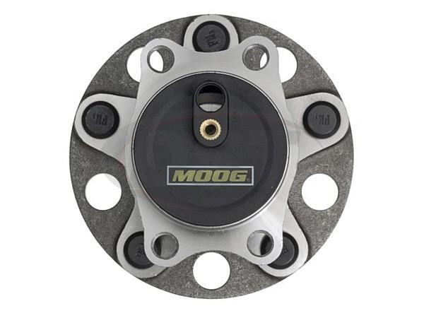 moog-512332 Rear Wheel Bearing and Hub Assembly - Front Wheel Drive
