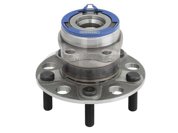 moog-512333 Rear Wheel Bearing and Hub Assembly - All Wheel Drive