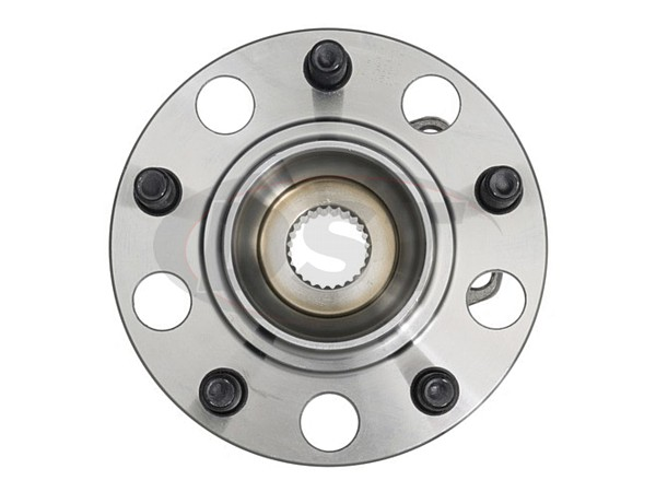 MOOG-512333 Rear Wheel Bearing and Hub Assembly - All Wheel Drive