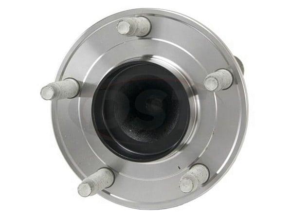 moog-512334 Rear Wheel Bearing and Hub Assembly - FWD models