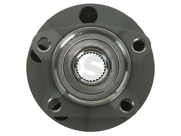 MOOG-512335 Rear Wheel Bearing and Hub Assembly - AWD models