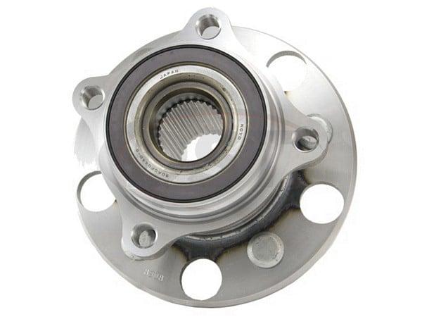 moog-512337 Rear Wheel Bearing and Hub Assembly