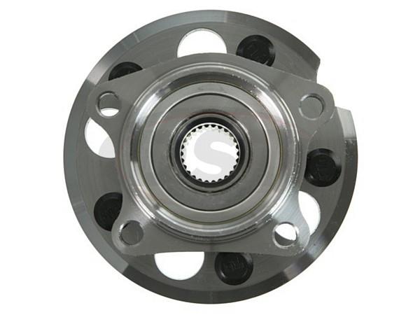 MOOG-512338 Rear Wheel Bearing and Hub Assembly - AWD models