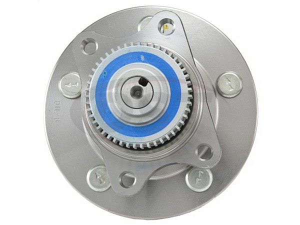 moog-512341 Rear Wheel Bearing and Hub Assembly