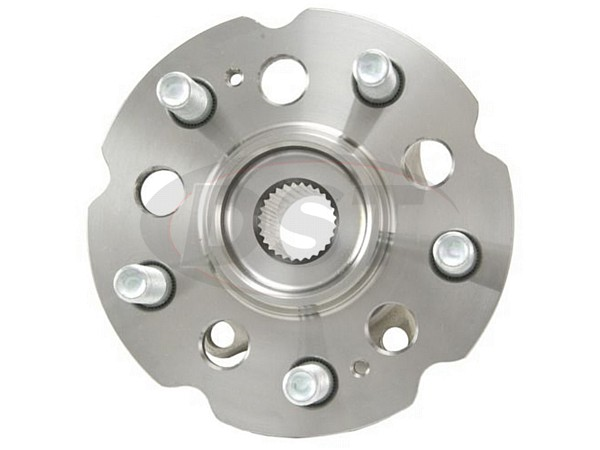 moog-512342 Rear Wheel Bearing and Hub Assembly