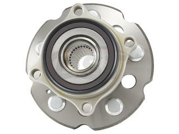 MOOG-512342 Rear Wheel Bearing and Hub Assembly