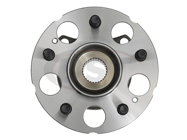 MOOG-512345 Rear Wheel Bearing and Hub Assembly - All Wheel Drive