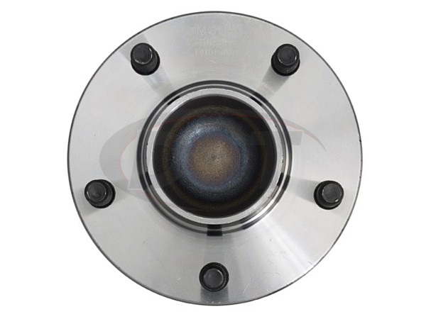 MOOG-512347_front Front Wheel Bearing and Hub Assembly
