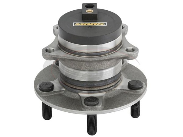 moog-512349 Rear Wheel Bearing and Hub Assembly - FWD models