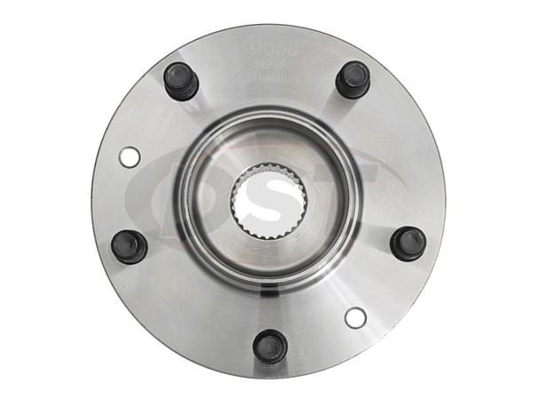 moog-512350 Rear Wheel Bearing and Hub Assembly
