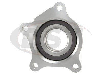 Rear Left Wheel Bearing Module