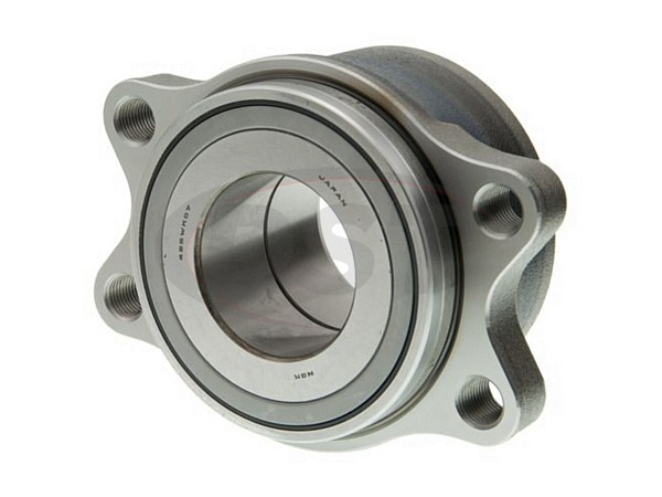 MOOG-512356 Rear Wheel Bearing Module