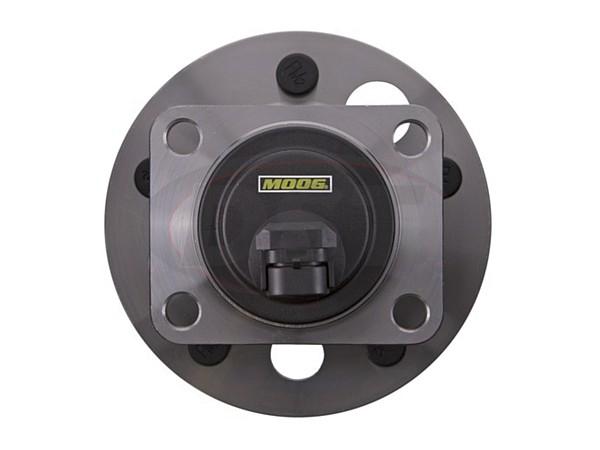 moog-512357 Rear Wheel Bearing and Hub Assembly