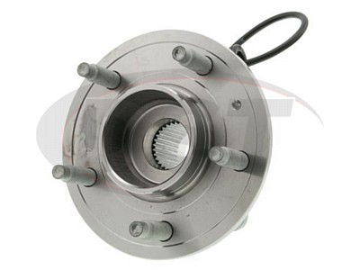 Moog Rear Wheel Bearing and Hub Assemblies for Captiva Sport, Equinox, Torrent, Vue, XL-7