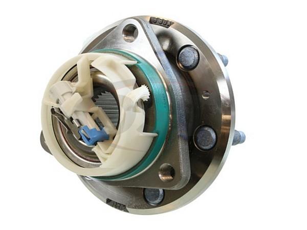 MOOG-512359 Rear Wheel Bearing and Hub Assembly