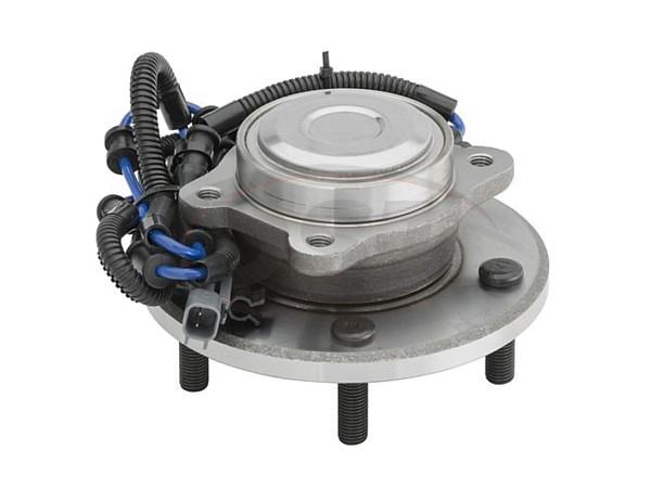 MOOG-512360 Rear Wheel Bearing and Hub Assembly