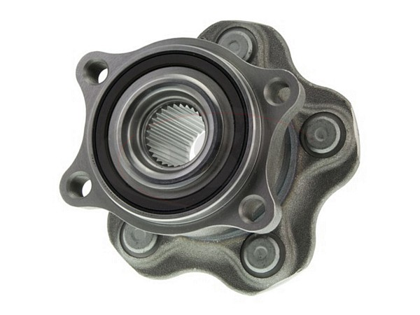 MOOG-512363 Rear Wheel Bearing and Hub Assembly - All Wheel Drive