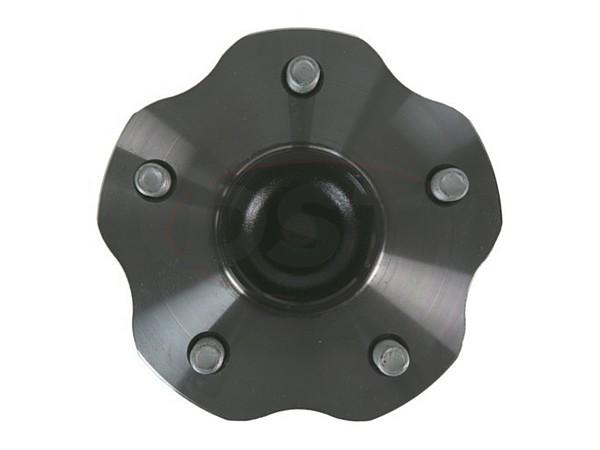 moog-512364 Rear Wheel Bearing and Hub Assembly - Front Wheel Drive