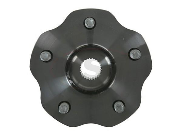 moog-512365 Rear Wheel Bearing and Hub Assembly - All Wheel Drive