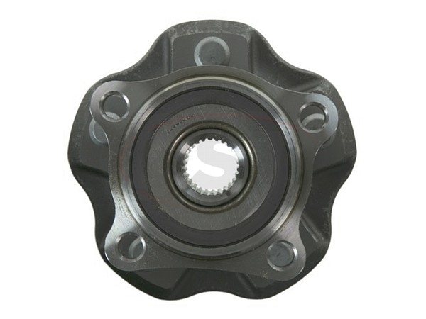 moog-512365 Rear Wheel Bearing and Hub Assembly - All Wheel Drive