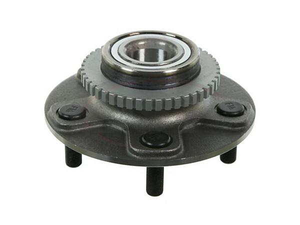 moog-512367 Rear Wheel Bearing and Hub Assembly
