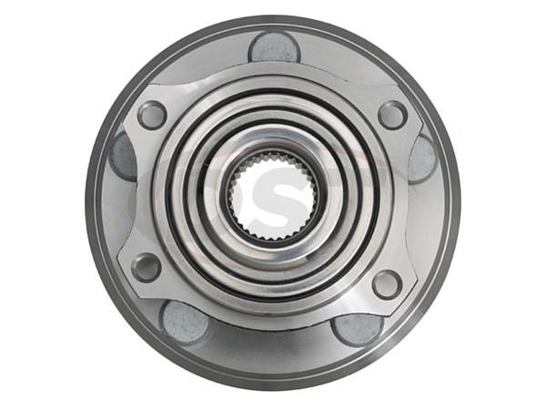 MOOG-512369 Rear Wheel Bearing and Hub Assembly