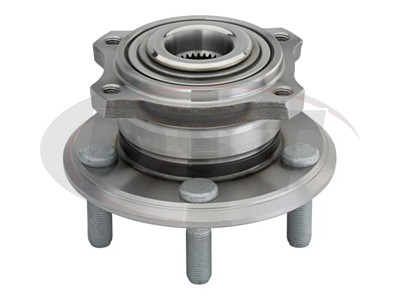 Moog Rear Wheel Bearing and Hub Assemblies for 300, Challenger, Charger