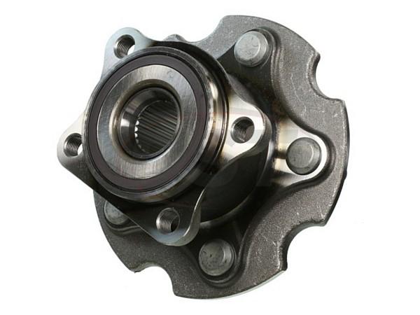 MOOG-512374 Rear Wheel Bearing and Hub Assembly
