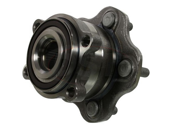 moog-512375 Rear Wheel Bearing and Hub Assembly
