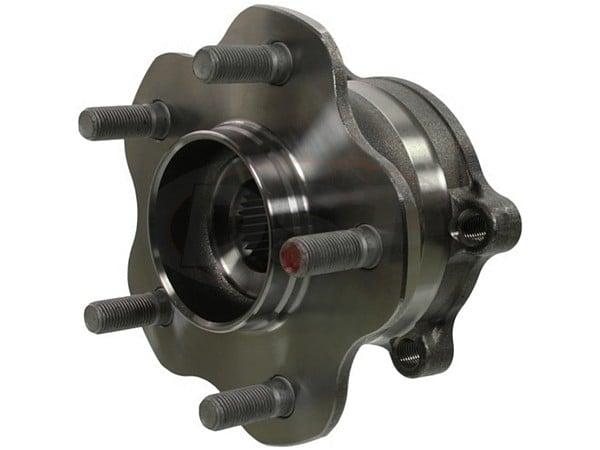 MOOG-512375 Rear Wheel Bearing and Hub Assembly