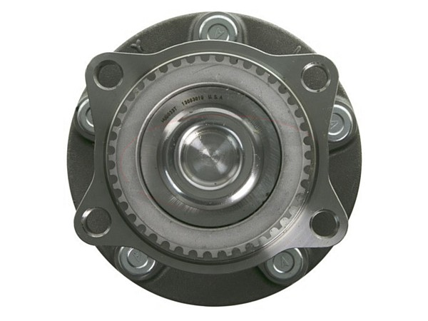 moog-512380 Rear Wheel Bearing and Hub Assembly - Front Wheel Drive