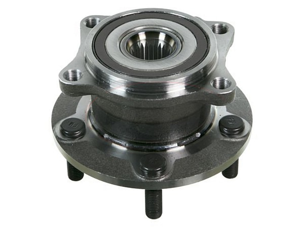 moog-512382 Rear Wheel Bearing and Hub Assembly - All Wheel Drive