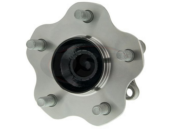 moog-512383 Rear Wheel Bearing and Hub Assembly