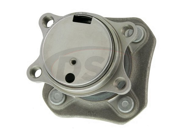 MOOG-512384 Rear Wheel Bearing and Hub Assembly